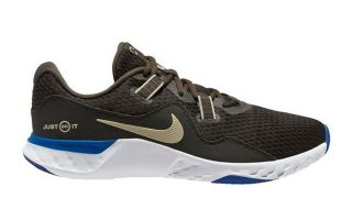Nike RENEW RETALIATION TR 2 NEGRO MARR�N