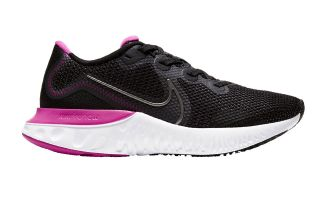 Nike RENEW RUN BLACK PINK WOMEN