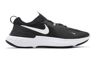 Nike REACT MILER NEGRO BLANCO