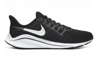 Nike AIR ZOOM VOMERO 14 NEGRO BLANCO