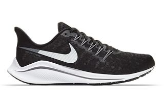 Nike AIR ZOOM VOMERO 14 BLACK WHITE WOMEN