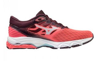 Mizuno WAVE PRODIGY WOS CORAL MARRÓN MUJER J1GD2010 20