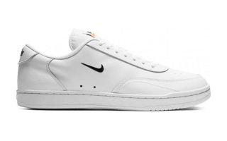 Nike COURT VINTAGE WHITE BLACK
