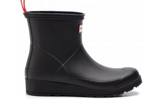 Hunter BOTA PLAY SHORT NEGRO MUJER WFS2020RMA BLK