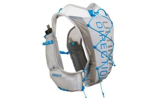 Ultimate Direction BACKPACK RACE 5 WHITE BLUE