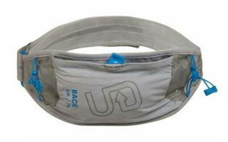 Ultimate Direction CINTURON RACE BELT 5 GRIS