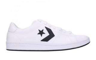 Converse CHUCK TAYLOR ALL-COURT BIANCO NERO