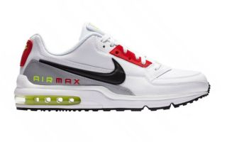 Nike AIR MAX LTD 3 WHITE GREY