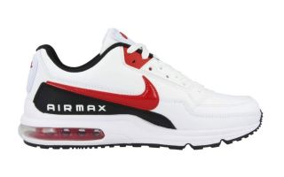 Nike AIR MAX LTD 3 BLANC ROUGE BV1171 100