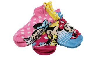 SOFTEE PACK 3 CHAUSSETTES MINNIE JUNIOR