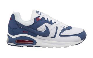 NIKE AIR MAX COMMAND BLANCO AZUL CT1286 100