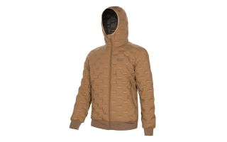 JACKET TEOS BROWN