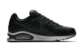 Nike AIR MAX COMMAND LEATHER NEGRO 749760 001