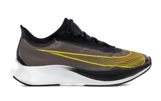 Nike ZOOM FLY 3 NEGRO AMARILLO AT8240 006
