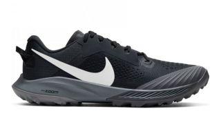Nike AIR ZOOM TERRA KIGER 6 NEGRO AZUL MUJER CJ0220 001