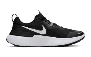 Nike REACT MILER BLACK WHITE WOMEN