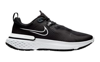 Nike REACT MILER SHIELD NERO BIANCO CQ7888 002