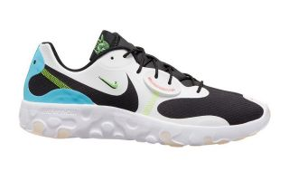 Nike RENEW LUCENT 2 WHITE BLACK