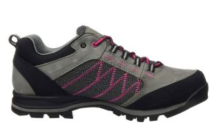 CMP THIAMAT LOW WP GREY BLACK WOMEN