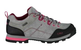 CMP ALCOR LOW WP GREY BLACK WOMEN
