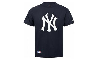 New Era T-SHIRT MLB NEW YORK YANKEES BLU NAVY