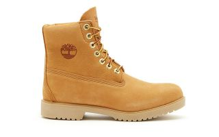 Timberland TBL 1973 NEWMAN WATERPROOF CHUKKA YELLOW