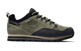 Timberland BARTLETT RIDGE LOW GTX HIKER VERDE NERO