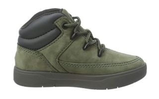 TIMBERLAND DAVIS SQUARE EUROSPRINT DARK GREEN BOY