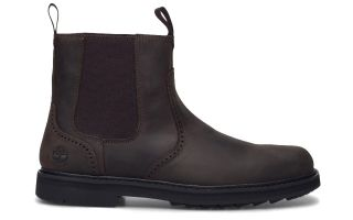 Timberland SQUALL CANYON CHELSEA WP MARRONE SCURO