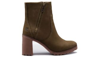 Timberland ALLINGTON BOOTIE MARRONE DONNA TB0A1Y2C9011