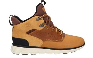 Timberland KILLINGTON HIKER CHUKKA BROWN YELLOW JUNIOR
