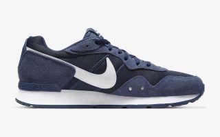 Nike VENTURE RUNNER SUEDE BLAU CQ4557 400