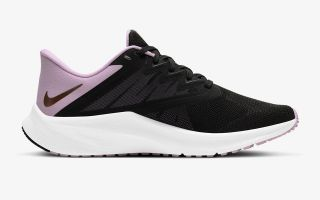 NIKE QUEST 3 NEGRO ROSA MUJER CD0232 009