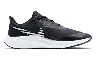 Nike QUEST 3 SHIELD NOIR BLANC CQ8894 001