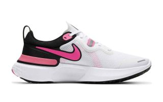 Nike REACT MILER WHITE PINK WOMEN