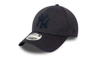NEW ERA CAP NEW YORK YANKEES STRETCH 9FORTY GREY