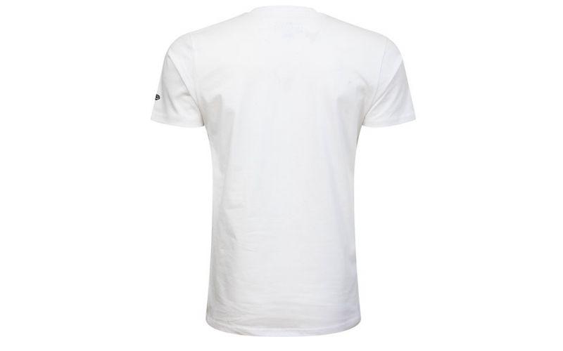 T-SHIRT NEW YORK YANKEES PAISLEY PRINT WHITE