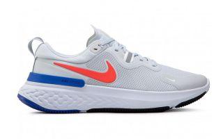 Nike REACT MILER GRIS AZUL CW1777 008
