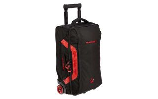 Mammut LUGGAGE CARGO TROLLEY 30L BLACK RED