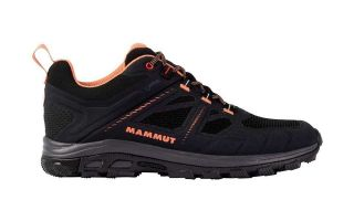 Mammut OSURA LOW GTX BLACK WOMEN