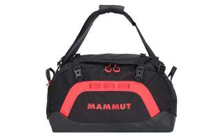 MAMMUT BACKPACK CARGON 90L BLACK RED