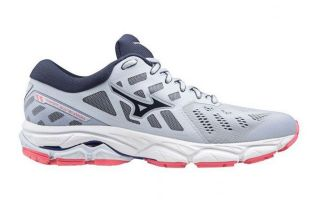 Mizuno WAVE ULTIMA 11 GRIS CORAL MUJER J1GD1909 25