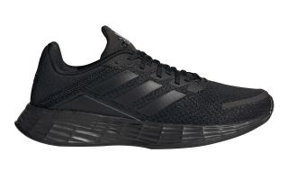 adidas DURAMO SL BLACK JUNIOR