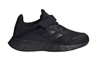 adidas DURAMO SL VELCRO BLACK BOY