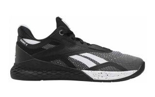 Reebok NANO X BLACK WHITE WOMEN