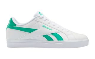 Reebok ROYAL COMPLETE 3 LOW WHITE GREEN UNISEX