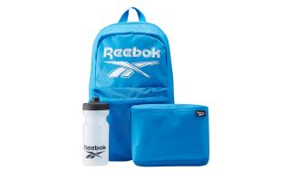 REEBOK BACKPACK LUNCH SET BLUE BOY