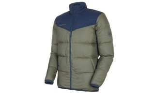 Mammut JACKET WHITEHORN IN GREY BLUE