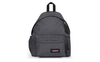 EASTPAK BACKPACK PADDED ZIPPLR BLACK DENIM