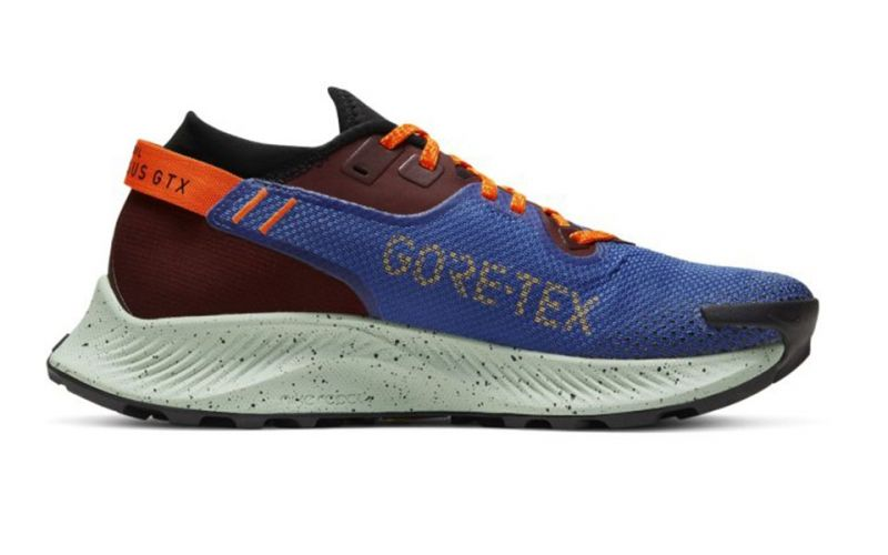 PEGASUS TRAIL 2 GORE-TEX PURPLE ORANGE WOMEN